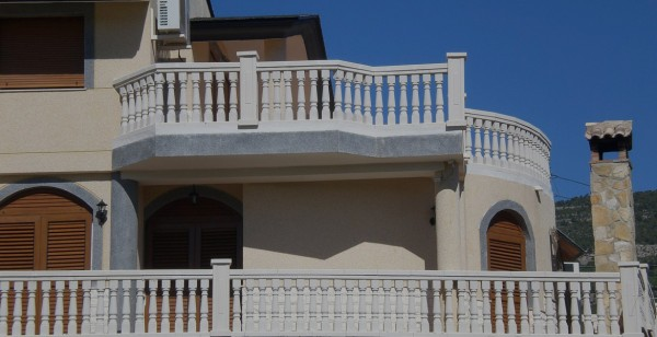 PRESSED BALUSTERS